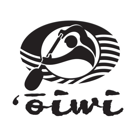 Owi Logo Sticker - 'Ōiwi