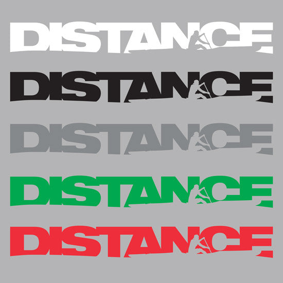 Distance Sticker - Oiwi