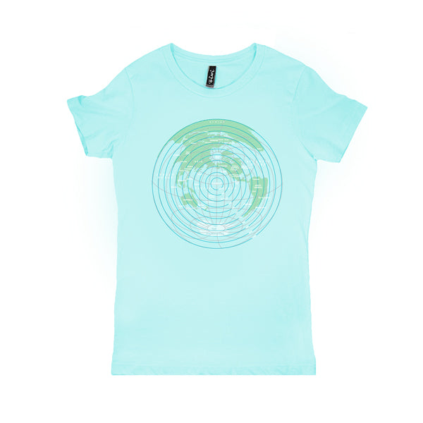 Global Distance Wahine Tee