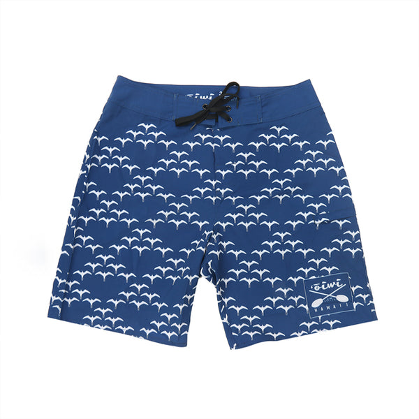 Iwa Birds Kane Board Shorts - Oiwi