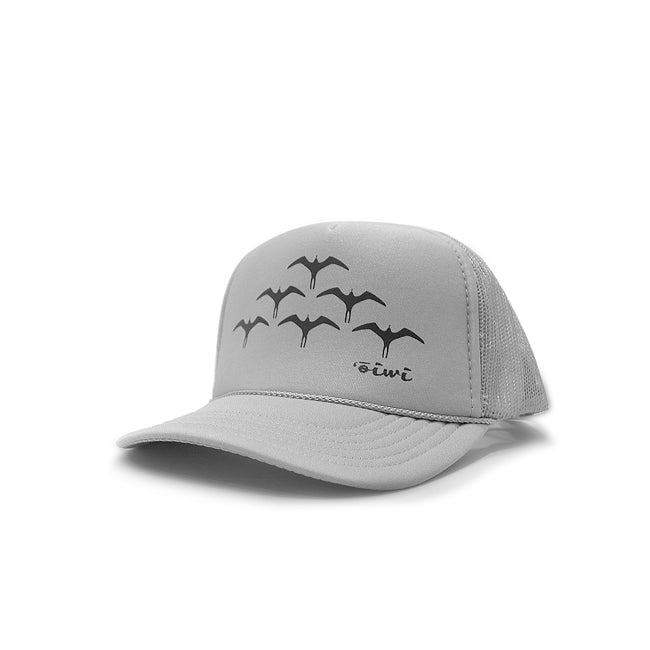 Iwa Birds Retro Trucker Hat - 'Ōiwi