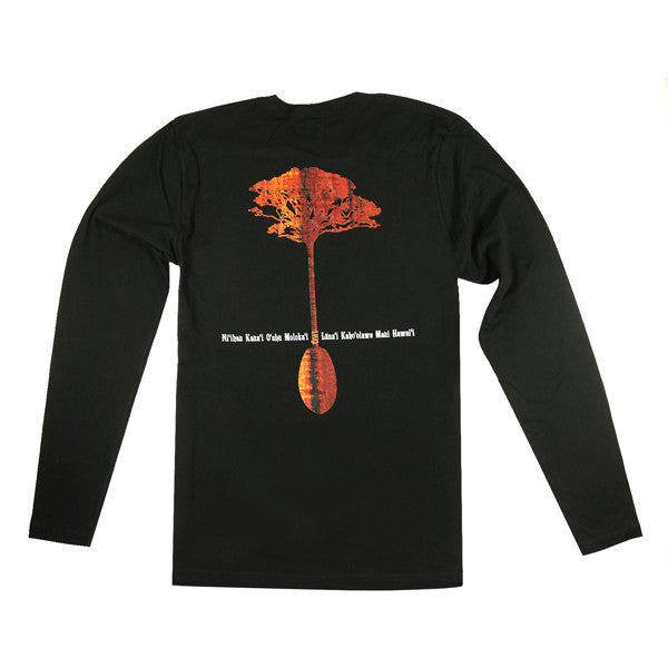 The KOA Long Sleeve T-Shirt - Oiwi