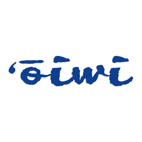'Ōiwi Logotype Sticker