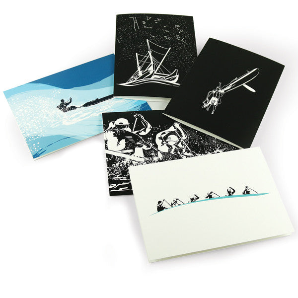 Oiwi Note Card Pack - Oiwi