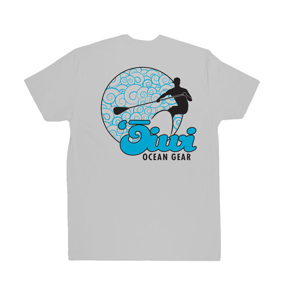 SUP Cloud Break T-shirt - Oiwi