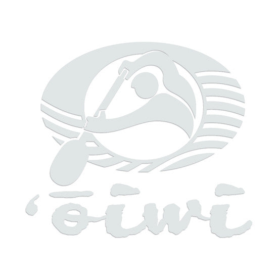 'Ōiwi Logo Sticker