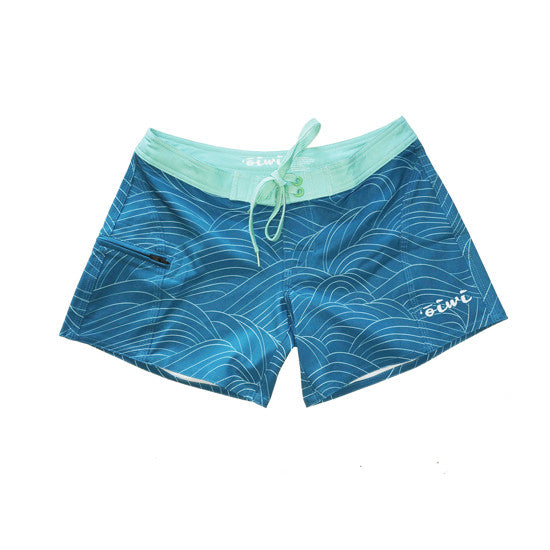 Waves Wahine Board Shorts