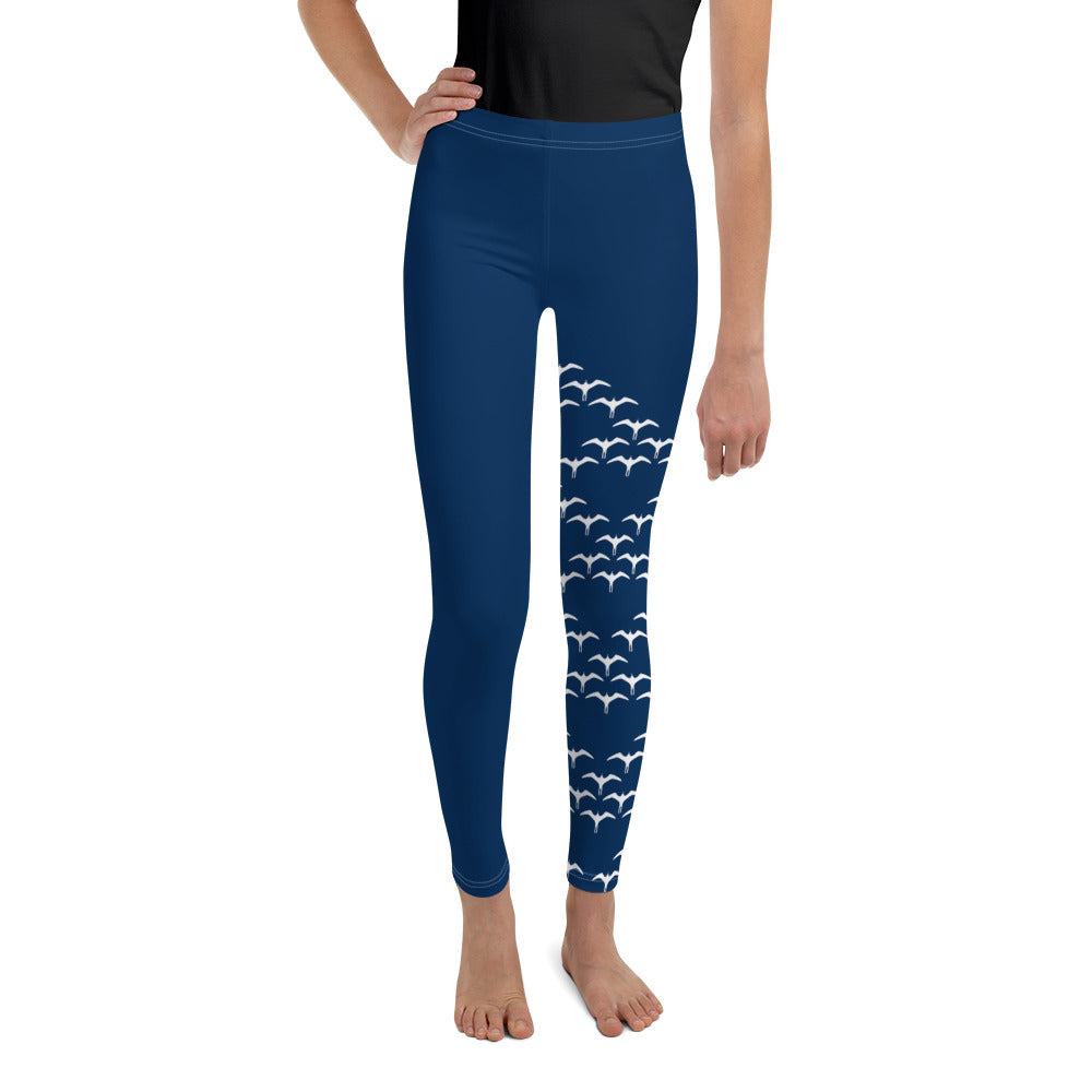 'Iwa Youth Leggings - Oiwi