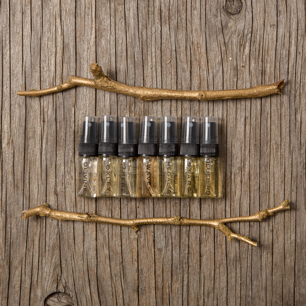 Eau de Parfum Sample Set