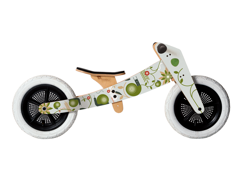 Wishbone Bike Limited Edition 3in1 Snail