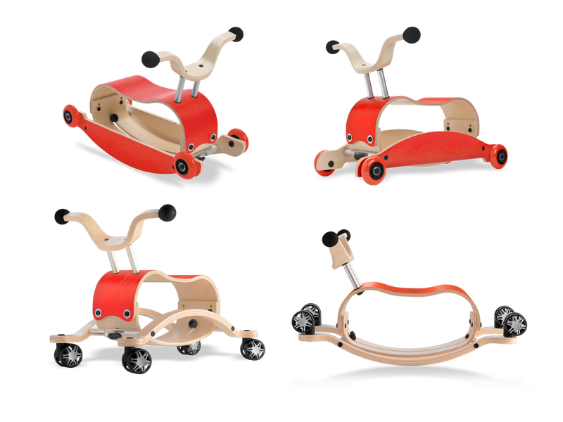 Wishbone Mini-Flip Deluxe Bundle