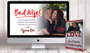 Be a Wife Online Course (Monthly Payment Plan)