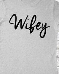 Hubby and Wifey Shirts Couple Tshirts