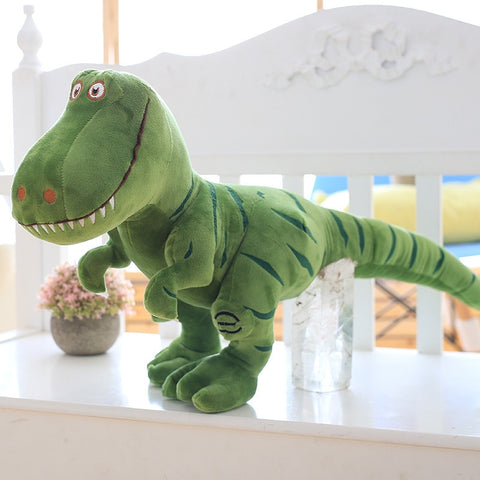 Giant Stuffed T-Rex
