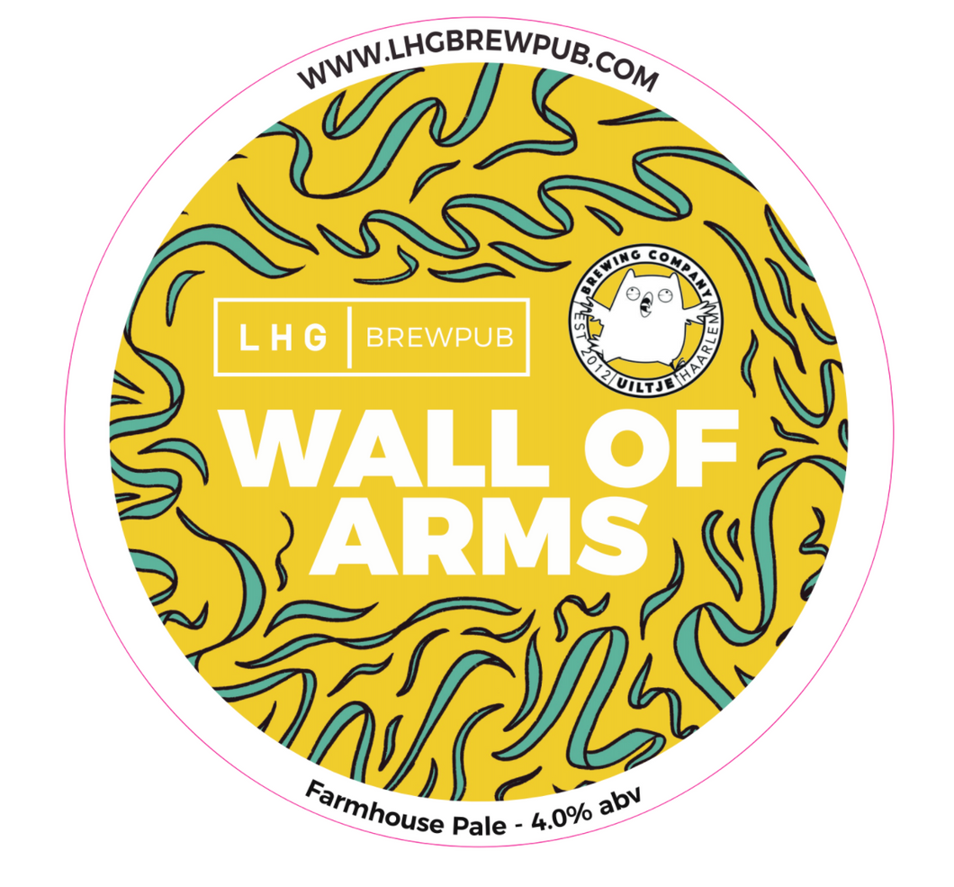 LHG|BREWPUB Wall Of Arms 50L