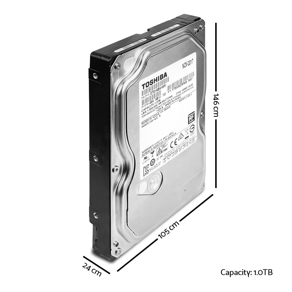 UL Tech 1TB Internal Hard Disk Drive