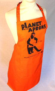 Planet of the Aprons apron