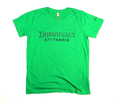 Insignificant Bystander shirt (Women's)