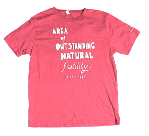 Area of Outstanding Natural Futility shirt (Men's)