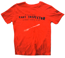 Load image into Gallery viewer, Cake inspector shirt (Kid's)