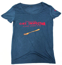 Load image into Gallery viewer, Cake Inspector shirt (Women's)
