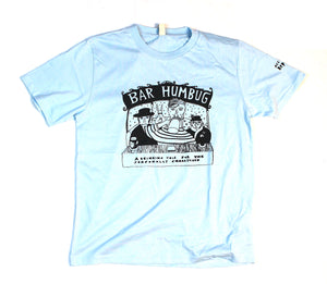 Bar Humbug shirt (Men's)