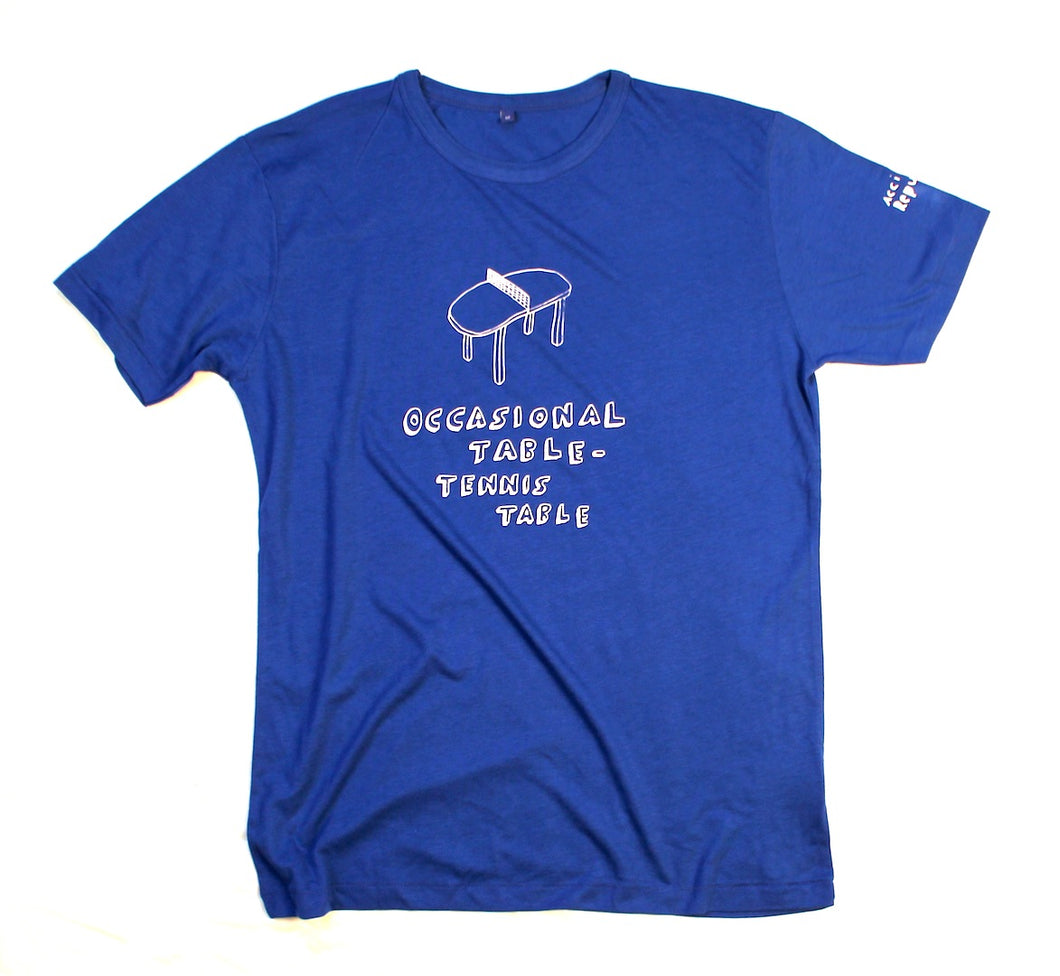 Occasional Table-Tennis Table shirt (Men's)