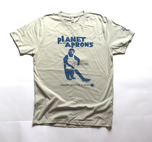 Planet of the Aprons shirt (Men's)