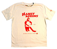 Load image into Gallery viewer, Planet of the Aprons shirt (Men's)
