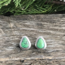 Load image into Gallery viewer, Morning Star Turquoise Studs