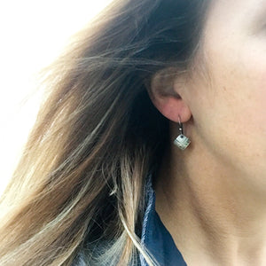 Icy Day Earrings #1