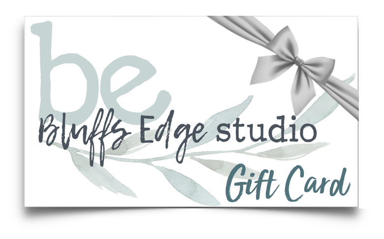 Bluffs Edge Studio Gift Card