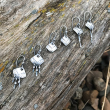 Load image into Gallery viewer, Icy Day Earrings #3