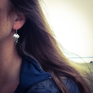 Icy Day Earrings #3