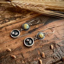 Load image into Gallery viewer, Homegrown Grain Earrings