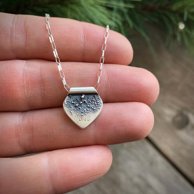 Fusion Shield Necklace