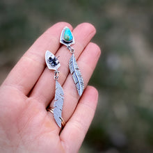 Load image into Gallery viewer, Feathers of Hope Earrings
