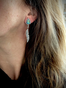Feathers of Hope Earrings