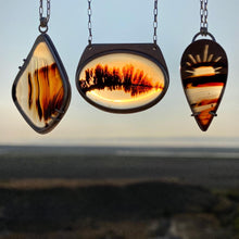 Load image into Gallery viewer, Montana Agate Necklace