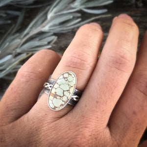 Treasure Mountain Double Layer Ring
