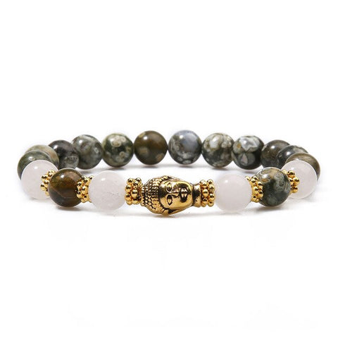 LAWS OF THE UNIVERSE BUDDHA BRACELET