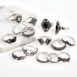 ENCHANTED RINGS 15 PCS