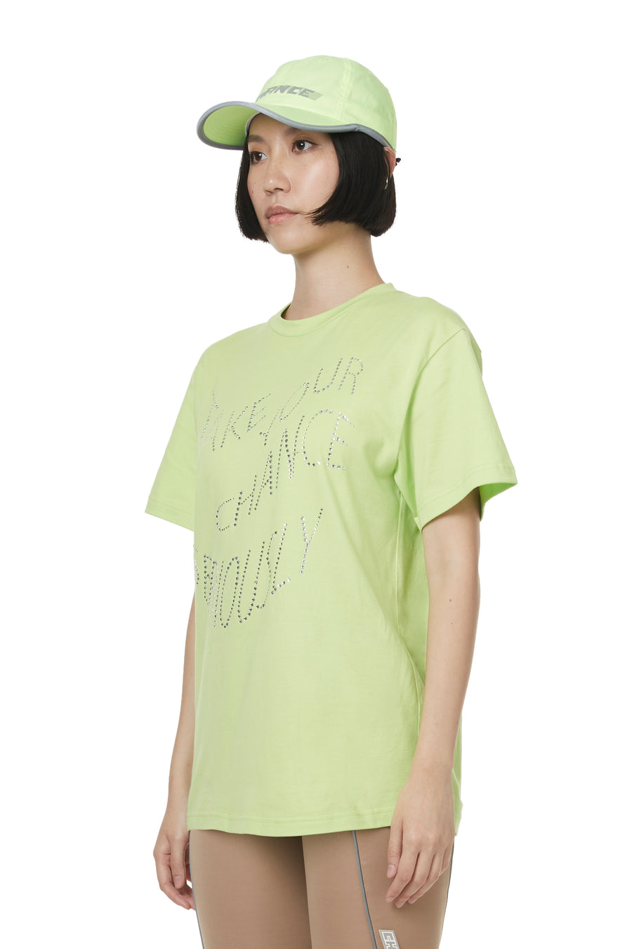 Safety Green Take Your Chance Seriously T-shirt