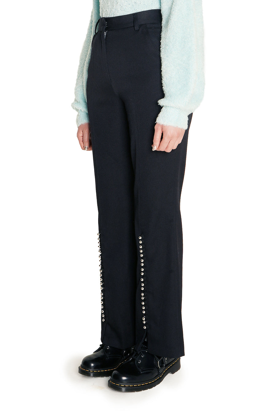 Front Vent Suiting Trousers