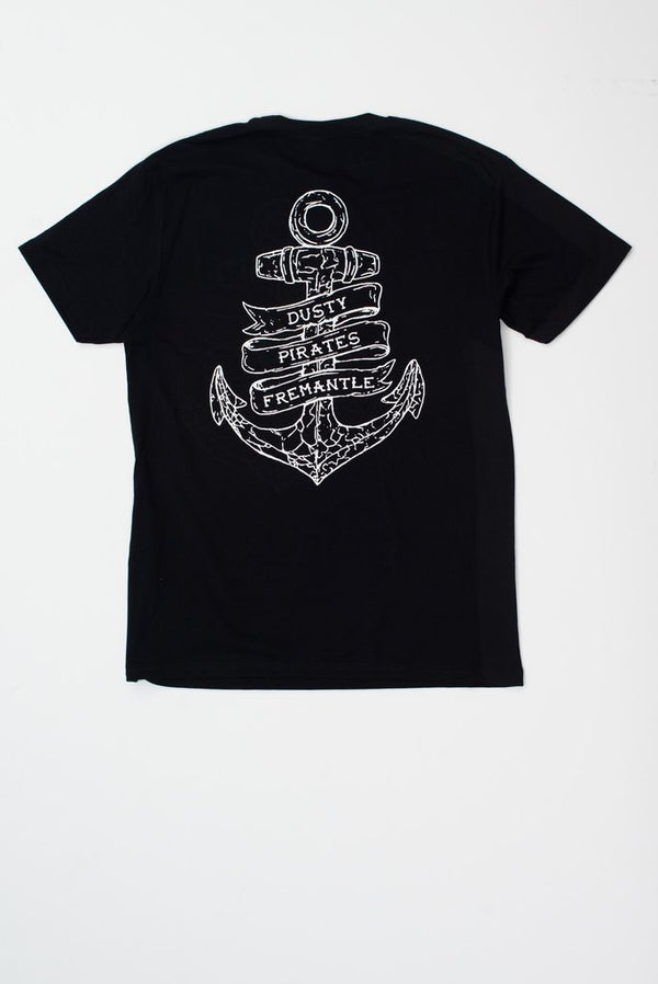 Fremantle Local - Black Tee