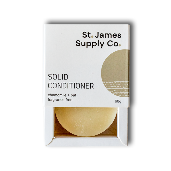 Conditioner - Scent Free Chamomile and Oat