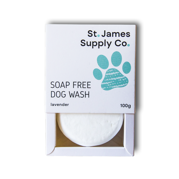 Soap Free Dog Wash