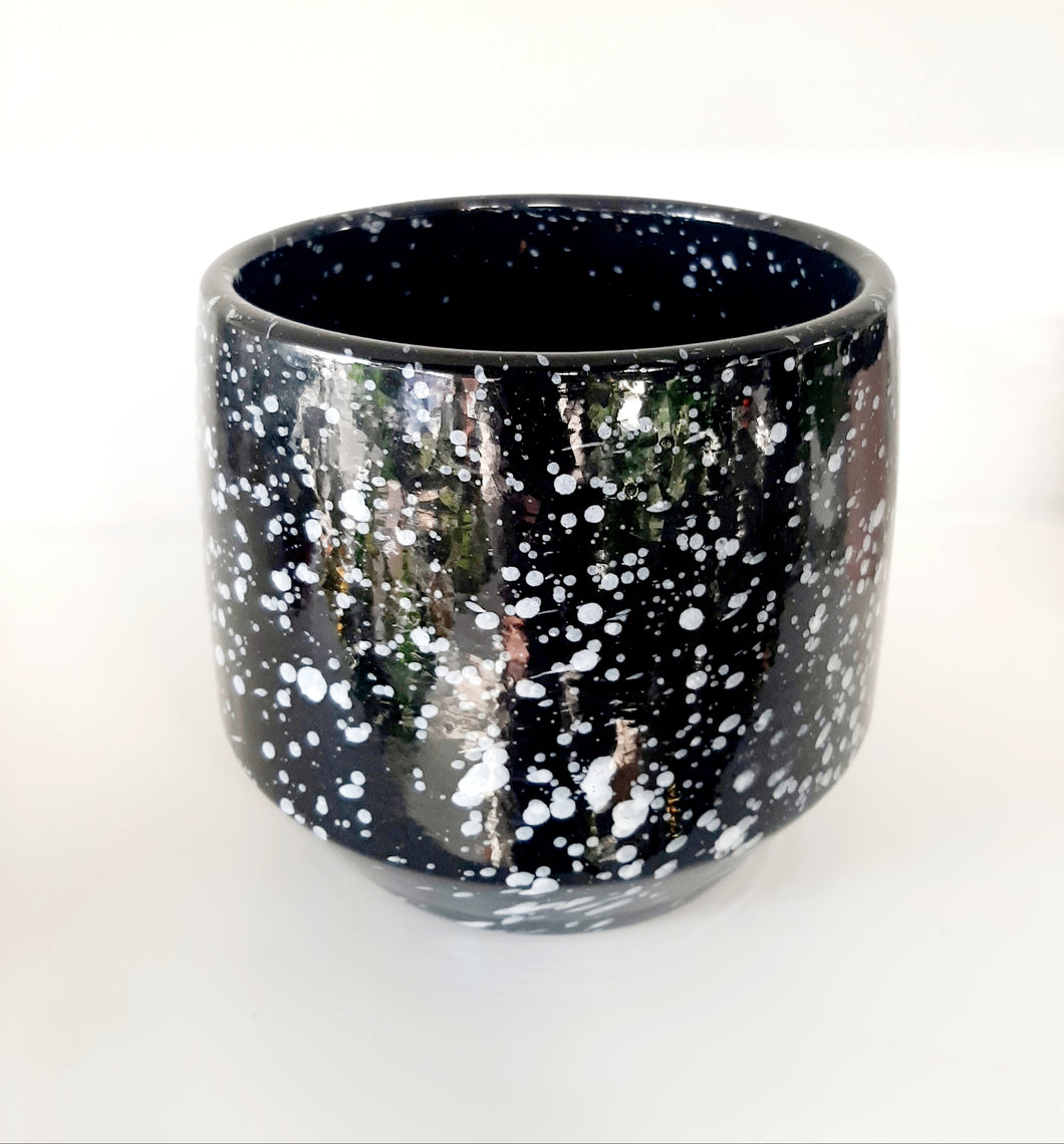 Night Sky pot