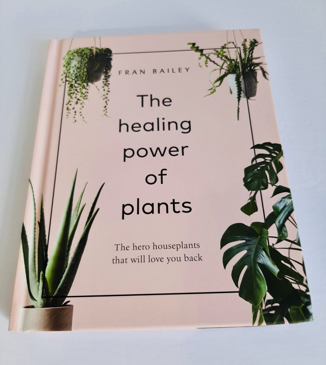 Plant Books: The Healing Power of Plants