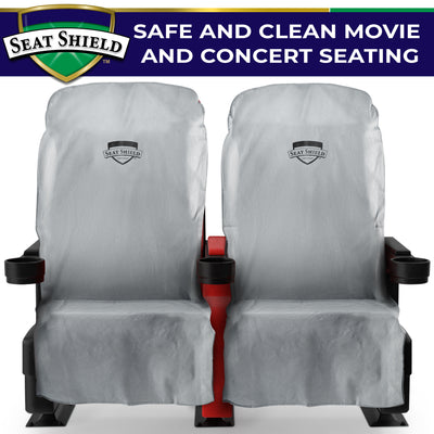 SeatShield Disposable Seat Cover 2-Pack